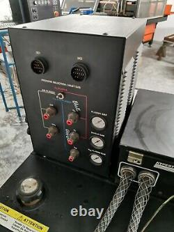 Hypertherm HD3070 HyDefenition Plasma Cutter with HPR130 machine torch