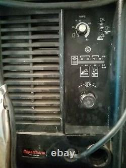 Hypertherm powermax1250g3 plasma cutter cnc machine torch