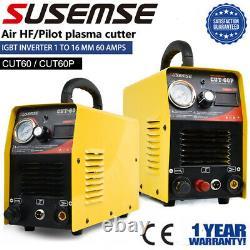 ICUT60/60P 60A Air Plasma Cutter Machine Contact Cut & Non-contact Cutting 230V