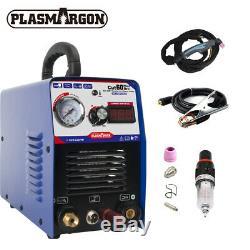 ICUT60/ICUT 60 Pilot Arc CNC Air Plasma Cutter Machine & Free Consumables UK