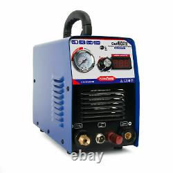 IGBT Air Plasma Cutter Machine 60A CNC Pilot Arc Machine Non-Torch Cut 220V