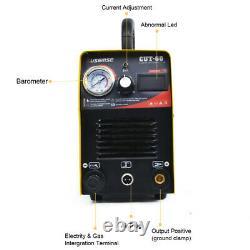 IGBT Air Plasma Cutter Machine ICUT60 60A 240V & Free Consumables
