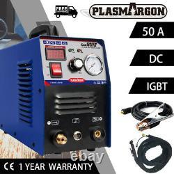 IGBT DC Inverter 50A Air Plasma Cutting Machine Cut 14mm 230V
