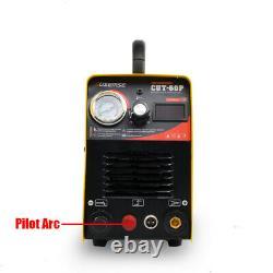 IGBT Pilot Arc Air Plasma Cutting Machine CUT60P 60A 220V -CNC Compatible