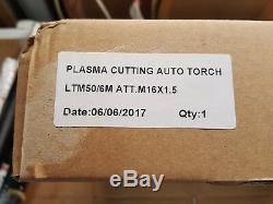 LTM-50 CNC Plasma Machine Straight Torch for Versacut 40 19+ Foot