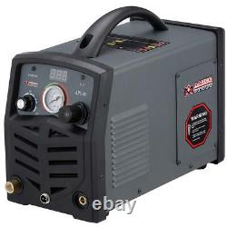 Metal Cutting Machine 40 Amp Plasma Cutter 115-V /230-V Dual Voltage Compact