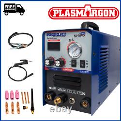 Multiproess Welder Machine&Cutter Air Plasma Cutter Tig MMA Welding Steel 2020