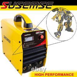 Non-touch CUT50P Air Plasma Cutter Machine 50A Inverter DIGITAL Cutting 14mm
