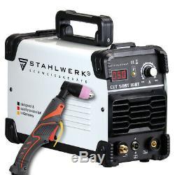 PLASMA CUTTER CUT 50 ST IGBT STAHLWERK WELDING MACHINE /Cutting power up to 14mm