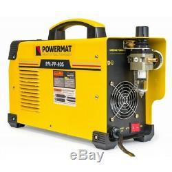 PLASMA CUTTER WELDING MACHINE 40A IGBT HIGH FREQUENCY / CUTTING POWER UP TO 12mm