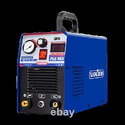 PLC55X 50A Air Plasma Cutter Machine IGBT DC Inverter HF Clean Cut 220V NEW UK