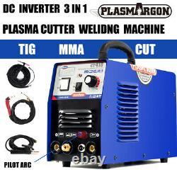 Pilot Arc 3 in 1 TIG / MMA / Air Plasma Cutter Welder Machine-CNC Compatible DIY
