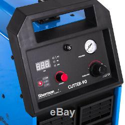 Plasma CUTTER 90 SHERMAN 400V cutting machine Three phase Cutting up to 30mm