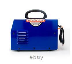 Plasma CUTTER Portable 60A Cutting Machine & AG60 Torch & Clean 240V 1-18mm CUT