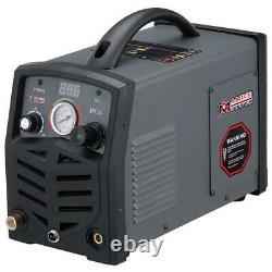 Plasma Cutter 115-Volt/230-Volt Dual Compact Torch Design Metal Cutting Machine
