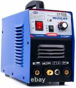 Plasma Cutter 30A TIG/MMA Welder 120A 3 in 1 Combo Welding Machine HF
