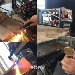 Plasma Cutter 50A CUT50 230V DC Inverter Air Plasma Cutting Machine &Torch &Kits