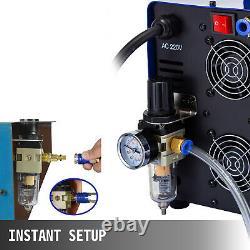 Plasma Cutter Air Plasma Cutter Machine Non-touch Pilot Arc Dual Voltage 70A