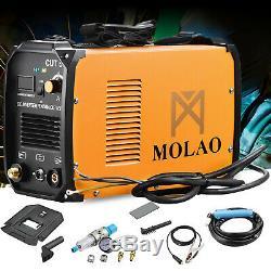 Plasma Cutter CUT50 Digital Inverter 220V Dual Voltage Cutting Machine