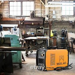 Plasma Cutter CUT50 Digital Inverter Dual Voltage Cutting Machine 220V, 1/2 Inch