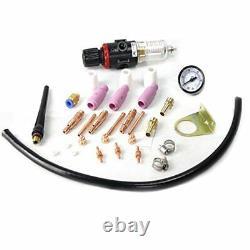 Plasma Cutter TIG MMA Welder Inverter Cutter Stick 3in1 Welding machine +torches