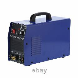 Plasma Cutter TIG Welder 3 in 1 Cutting Machine with Consumables Accessory kit