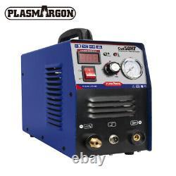 Plasma Cutting Machine 50Amp Portable Electric Digital Plasma Cutter 110V/220V