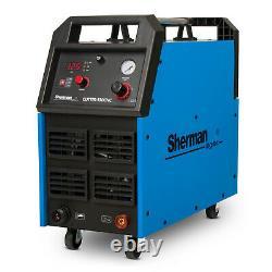 Plasma cutter Cutting machine up to 45mm SHERMAN 130 CNC Machine torch 400V 3PH