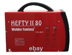 Plasma cutter HEFTY II 80 Welder Fantasy Welder Welding Machine