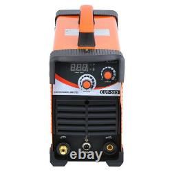 Ridgeyard CUT 50D Plasma Cutter 0.4MPa Air Plasma Cutting Machine 1-12mm 40W UK