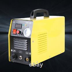 TIG Air Plasma Cutter Welder Welding Torch Metalworking Cut Machine 3 Functions
