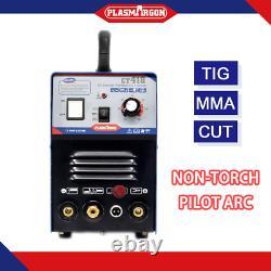Welder TIG MMA Cut welding machine CT312 Pilot arc Plasma Cutter IN GB STOCK HOT