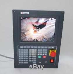 10.4 Système LCD De Contrôle Cnc Pour La Flamme / Plasma Coupe Contrôleur 220 V Machine