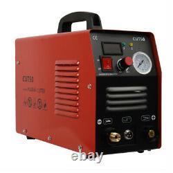 110.00v Cut50 Machine À Souder Multi-usages Cutter Plasma