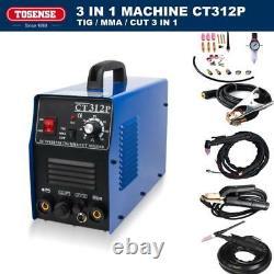 110v/220v Ct312 Pilot Arc Plasma Cutter Tig/mma Soudeur Machine Hot Sale