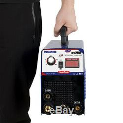 200a Tig / Mma Machine À Souder Et Igbt 220 V & Soudeur Tig Mma Soudeur Et Accessoires
