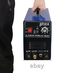 220v 3 En 1 Tig Mma Cut Soudeur Portable Inverter Machine De Soudage Plasma Cutter