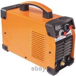 220v 3 En 1 Tig Mma Cut Welder Onduleur Soudeur Machine Plasma Cutter