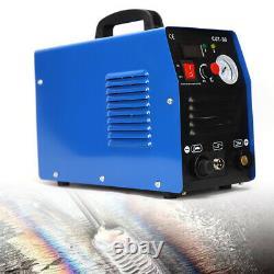 220v DC Onduleur Numérique Machine De Coupe D'air Plasma Cutter Torches Accessoires