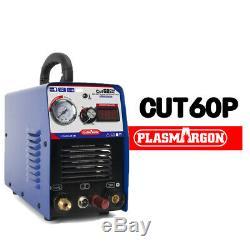 240v 16mm Cut60 Pilote Air Plasma Cutter Igbts Coupe Machine Avec Des Pièces