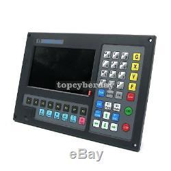 2 Axes Cnc Contrôleur Pour Machine De Découpage Plasma Cnc Laser Flamme Cutter F2100b