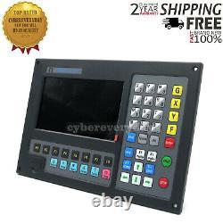 2 Axis Controller Pour Cnc Machine De Coupe Plasma Cutter Laser Flamme F2100b Dt55