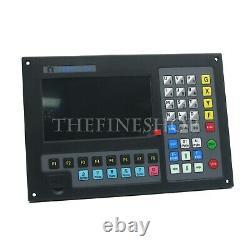 2axis 7 Contrôleur LCD Cnc Pour Plasma Laser Flame Cutting Machine Cutter F2100b