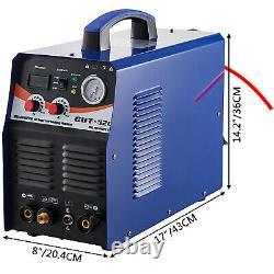 3 Dans 1 Tig Soudeur Plasma Ct520d Tig Stick Mma Arc Soudeur Machine De Soudage