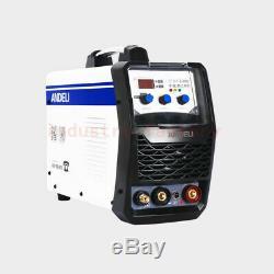 3 En1 Plasma Cutter Cut Mma Tig Électrique Soudeur Affichage Machine De Soudure 220 V