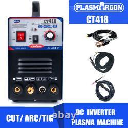 3 En 1 Multiprocessus Soudeurs & Cutter Machine Ct418 Soudure 1 À 8 MM 110/220 V + Csa