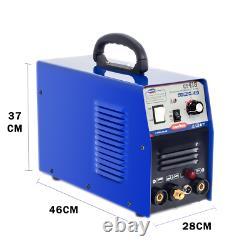 3 En 1 Tig Arc Cut Welding Machine Pilot Arc Plasma Cutter Machine 230v En GB