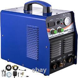 3 En 1 Tig Soudeur Plasma Ct312 Combo Tig Mma Arc Soudeur Machine