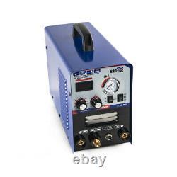 3in1 Coupe-plasma Multifonfonçant Mma Tig Soudeur Écran Machine À Souder