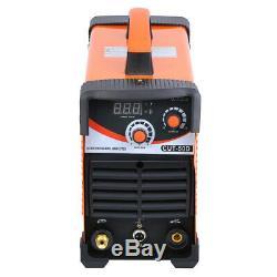 40w Air Plasma Cutter 50a Onduleur Électrique Air Plasma 1-12mm Coupe De La Machine